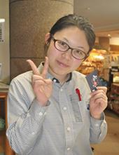 施設総合職・管理栄養士入社2年目 M・K