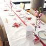 女性スタッフ企画 バレンタインランチ